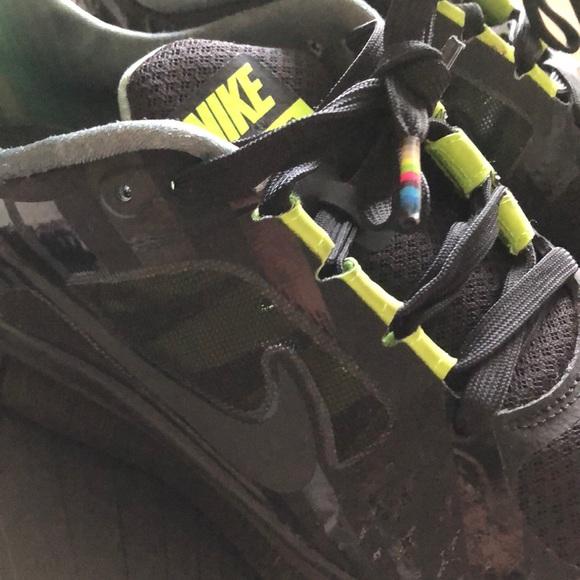 508d5f0bfa0 Nike free run (+) 3 Hurley NRG Size 12 black volt.  M_5ae780c6c9fcdf93e4f667fa